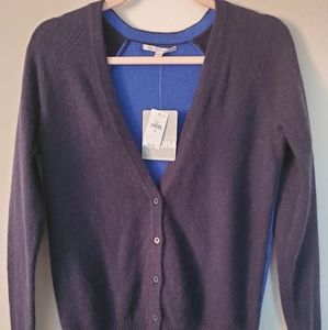 Gap Colorblock Super Soft Cardigan Sweater/ XS